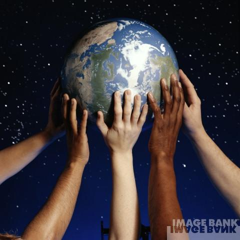 El mundo unido seria maravilloso