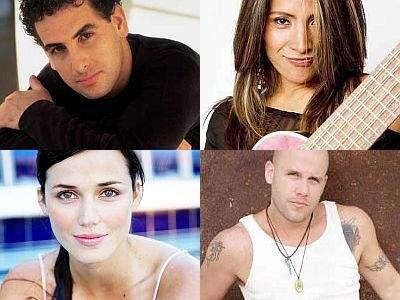 4 peruanos populares