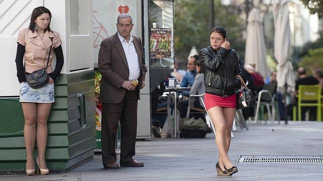 significado de lenocinio prostitutas callejeras en españa