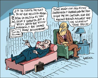 Resultado de imagen para humor politico chileno