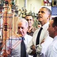 Curiosidades Económicas o Políticas (Obama, Tecnología, Van Cliburn y Rosa Park...)
