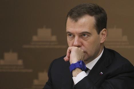 Д.Медведев провел совещание по развитию дошкольного образования