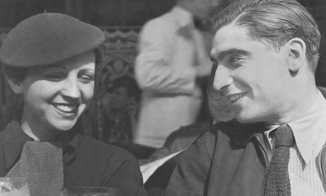 Portrait of Taro And Capa