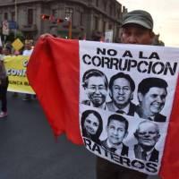 La corrupción agobia al 67% de países del mundo, en algunos casos es devastador